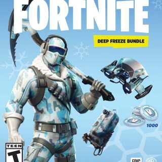 Deep Freeze 320x320 - New bundle Deep Freeze is now available in Fortnite!