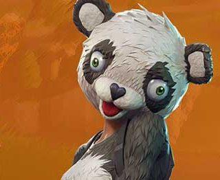 Skins page 22 of 29 fortnite battle royale - Panda team leader costume ...