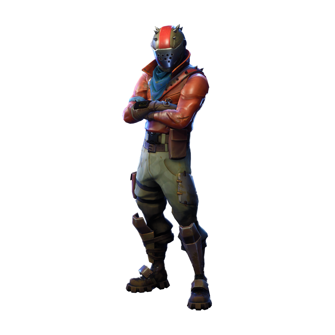 rust lord outfit fortnite battle royale