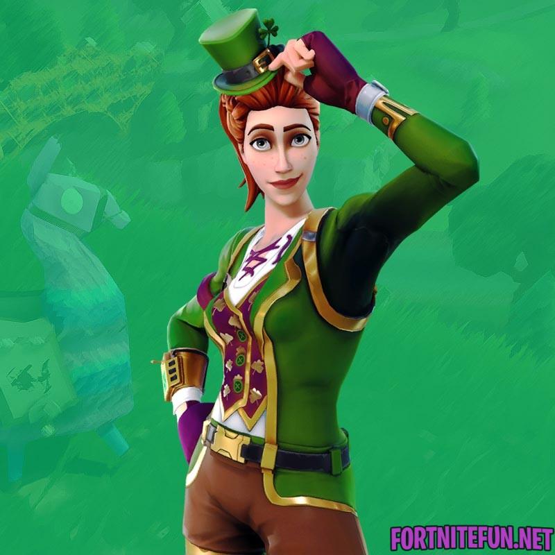 Clover Skin Fortnite Sgt Green Clover Outfit Fortnite Battle Royale
