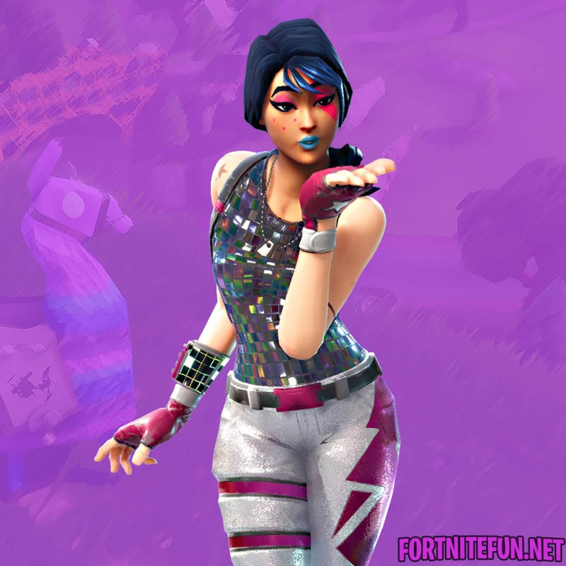 Sparkle Specialist Outfit