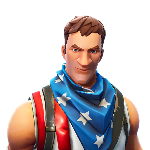 Star Spangled Trooper icon - Star-Spangled Trooper