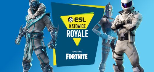 EKR announcement 2 1 520x245 - ESL Katowice Royale - Featuring Fortnite joins IEM Expo 2019