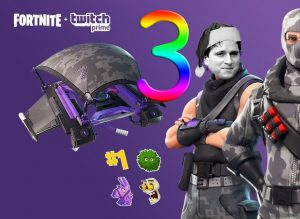 fortnite twitch prime 1 300x219 - Fortnite Twitch Prime Pack 3 release date