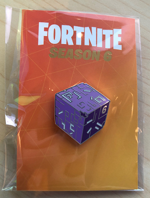 season6pin - Pins Fortnite for developers