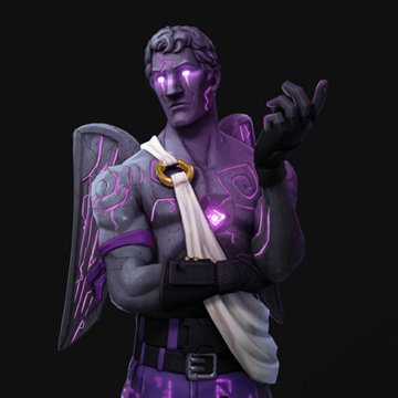 Dark Love Ranger - Fortnite Valentines Day Event, Dark Love Ranger Skin Leak