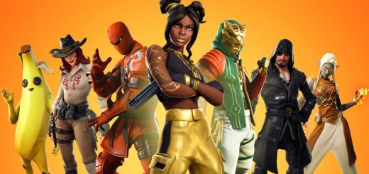 Fortnite patch notes v7 40 520x245 - Fortnite Season 8 v8.00 Patch Notes