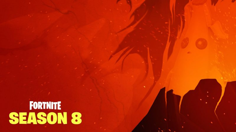 Fourth and final Fortnite Season 8 teaser image