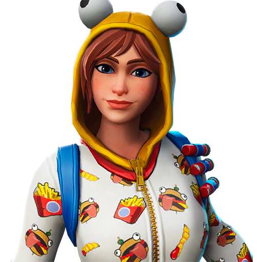 Onesie Outfit Fortnite Battle Royale
