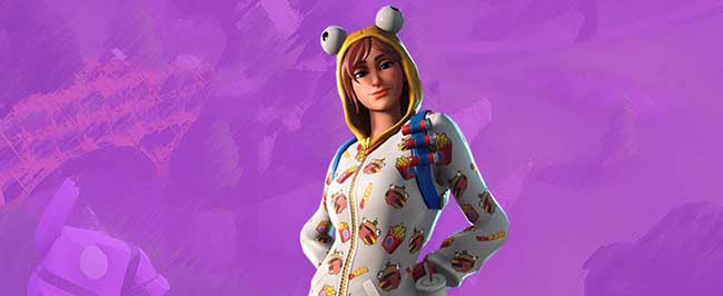 Onesie Outfit | Fortnite Battle Royale