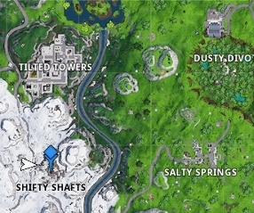 Shifty Shafts fortnite