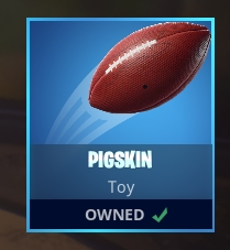 Scr08 - Rare Football Toy in Fortnite