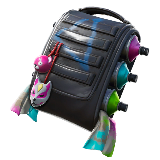 back bling 1 - Fortnite v7.40 leaked cosmetics – Skins, Pickaxes, Back Bling, Gliders