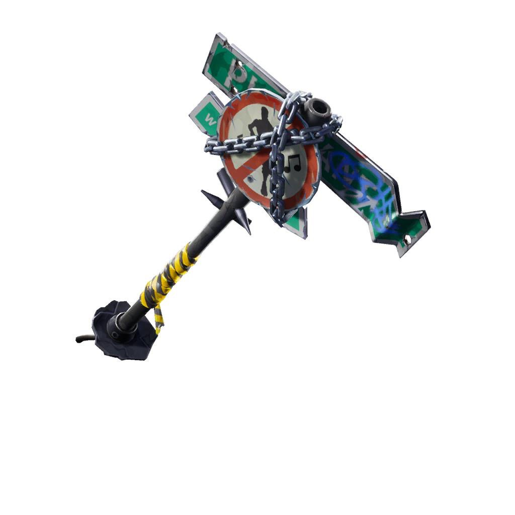 new pickaxes - Fortnite v7.40 leaked cosmetics – Skins, Pickaxes, Back Bling, Gliders