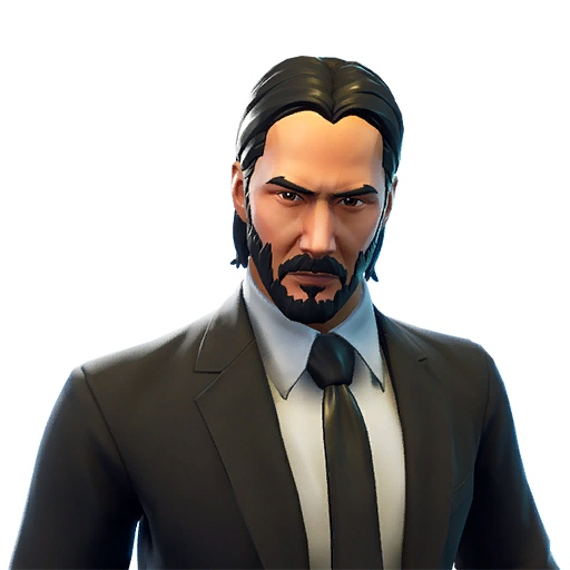 Уик - John Wick Skin Coming to Fortnite
