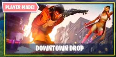 Downtown Drop mode