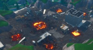 Tilted towers Fortnite Unvaulting event