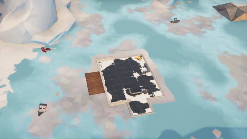 Fortbyte #94 Accessible In A Frozen Building Near Polar Peak Location Guide