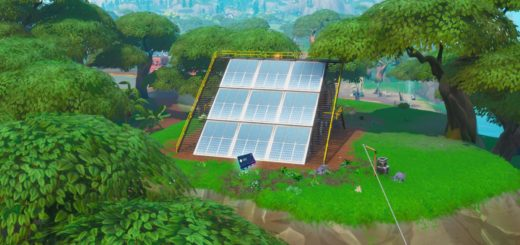 Found At A Solar Array In The Jungle Location Guide