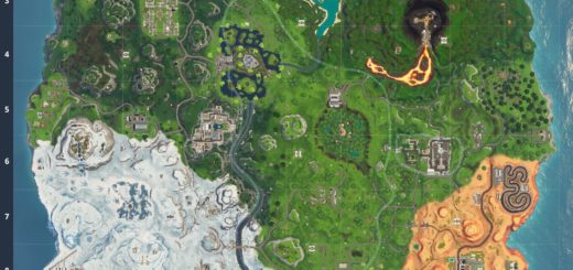 Map Changes in Update v9.20