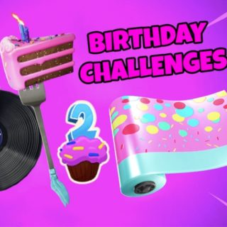 Scr07.7 17 2019 320x320 - Fortnite Season 9 Birthday challenges - Cheat Sheets, Tips, Rewards and more