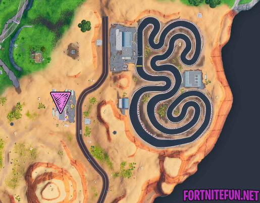 Season 10 Week 3 Hidden Battle Star Location