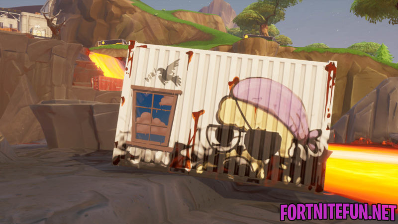 Search Chests Inside Containers With Windows - Fortnite Spray & Pray Challenge