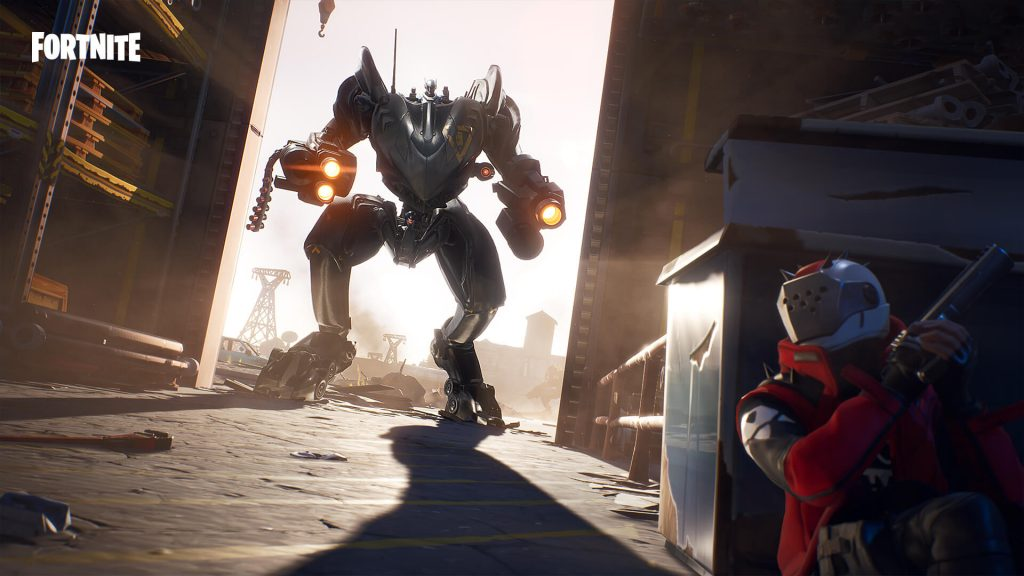 Fortnite v10.10 Update Patch Notes – Retail Row, BRUTE changes, Fiends