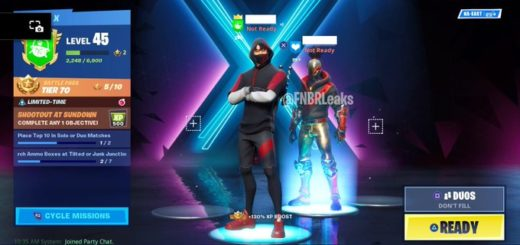 "New Fortnite Starter Pack ""Red Strike Pack"" Will Be Available Soon"