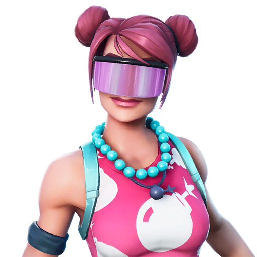 Bubble Bomber outfit