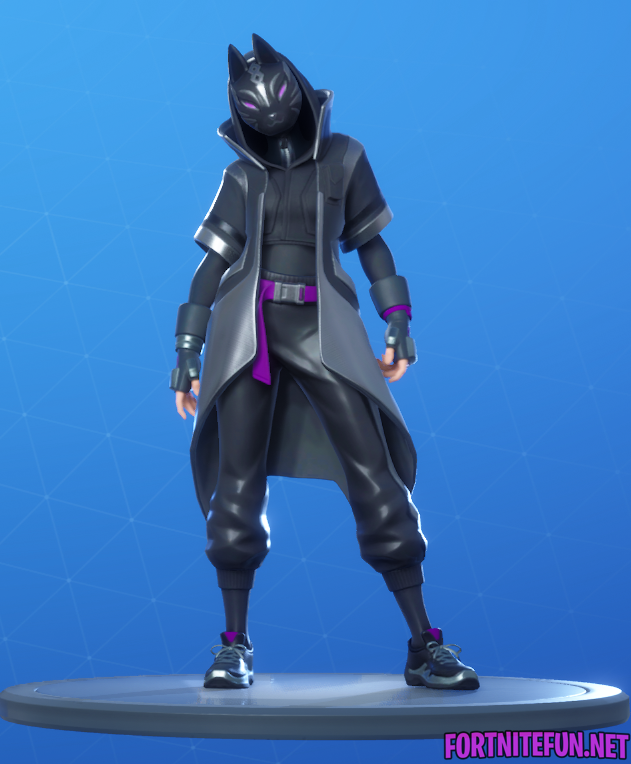 Catalyst outfit Overcoat style