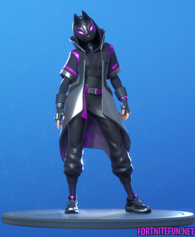 Catalyst outfit Overcharged style