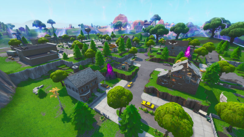All Fortnite V10.10 Patch Map Changes – Retail Row Returns, Kevin's Memorials & More