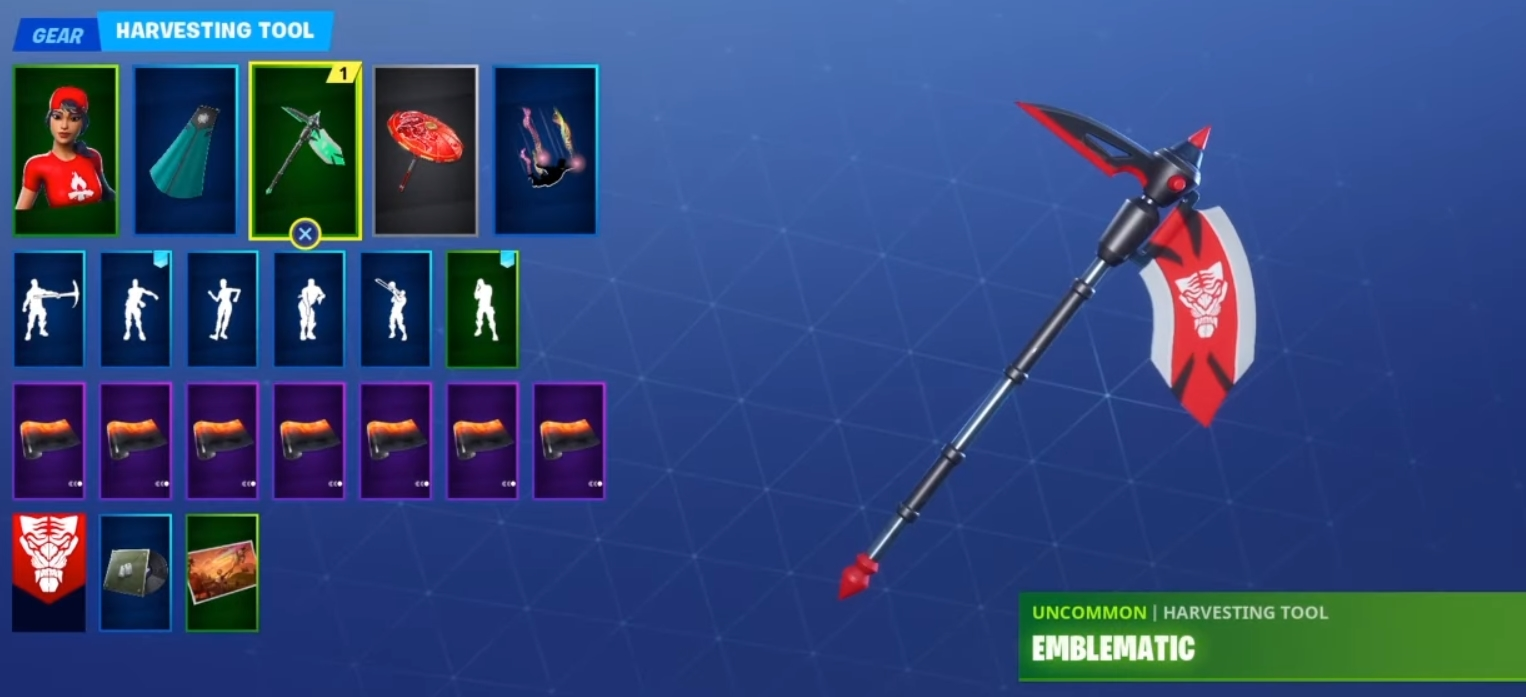 How To Change Banner Brigade Skins Cosmetics Style Fortnite