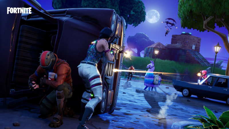 Epic Games works on its own streaming platform