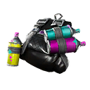 The rewards for Spray & Pray challenges