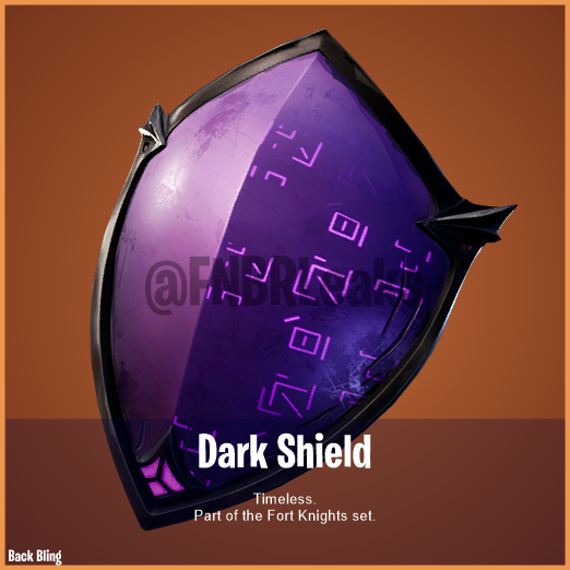Dark Shield (Legendary) – Timeless.