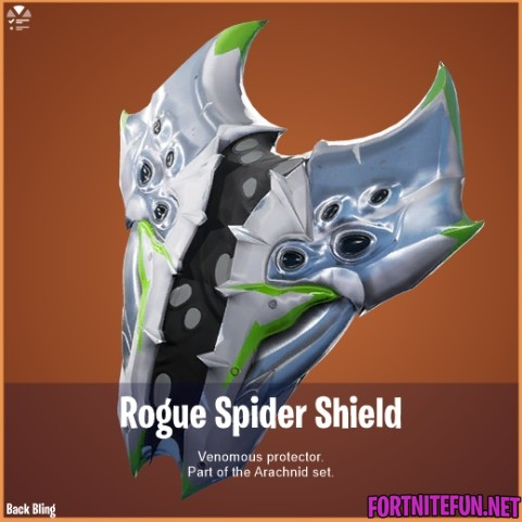 Rogue Spider Knight bundle Fortnite on Xbox!