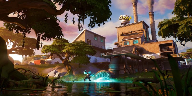 Fortnite Chapter 2 Season 1 Loading Screen Leaked 1 800x400 - Search hidden 'R' found in the Forged by Slurp Loading Screen