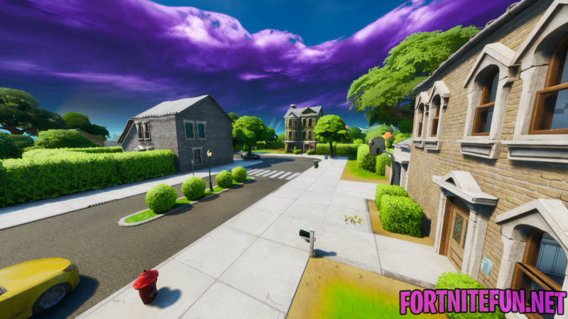 Fortnite Holly Hedges Location Fortnite Battle Royale