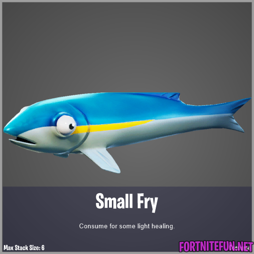 Fortnite Small fry