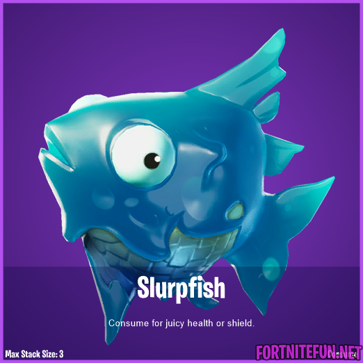 Fortnite slurpfish