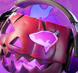 Fortnite Back-o-lantern back bling