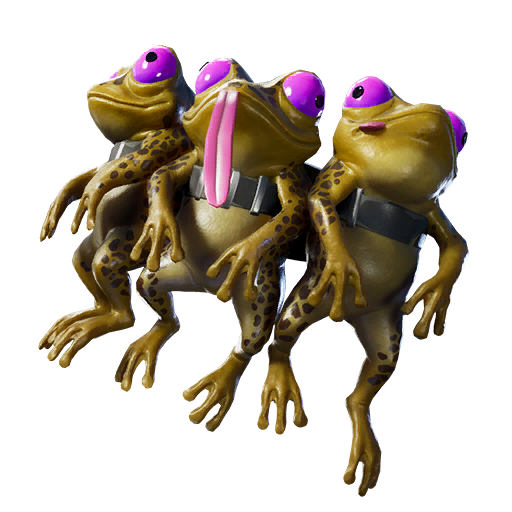 Fortnite Council of Frogs back bling