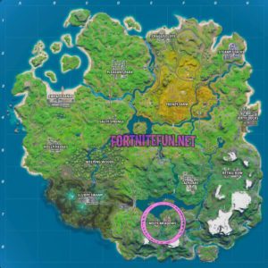 Fortnite Misty Meadows location