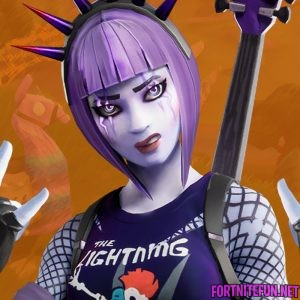 Dark Power Chord outfit