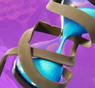 Fortnite Time Keeper back bling