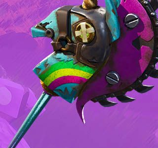 Fortnite Razor Smash pickaxe