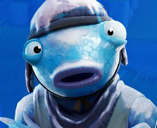 Frozen Fishstick outfit