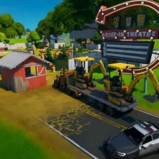 Fortnite star wars event: risky reels exclusive scene premiere